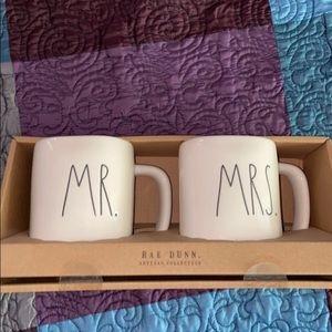 Mugs Mr.&Mrs.
